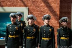 Вручение стипендий и грамот от Общероссийского дви