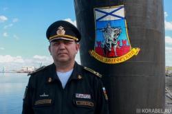 Командир АПЛ