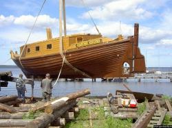 судно «Святой Косма»