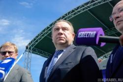 Алексей Рахманов, президен�