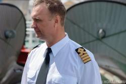Александр Киселев, капитан