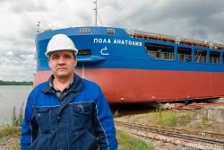 Петр Булгаков, главный строитель Невского ССЗ