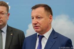 Петр Савчук, заместитель руководителя Росрыболовст