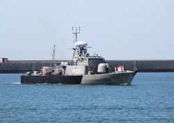 Ракетный катер Ирана / Министерство обороны России