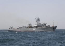 Морской тральщик (МТЩ) Черноморского флота «Турбин