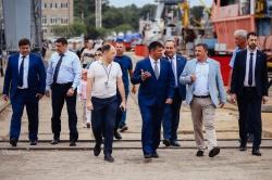 В Приморском крае спустили