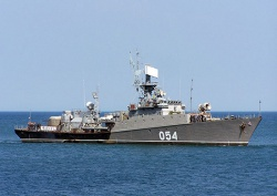 Военный корабль,