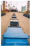 Судостроительный завод STX -- гидротележки