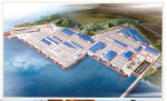 (STX - DALIAN) План судостроительный завод , самый