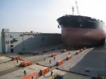 Судостроительный завод HYUNDAI SAMHO - судно устан