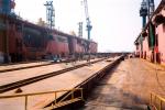 Судостроительный завод STX - плавдок, подготовка к