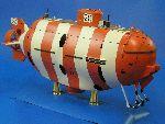 «Глубоководный спасательный аппарат проекта 1855 'Приз', класс NATO 'India 12,1m'»