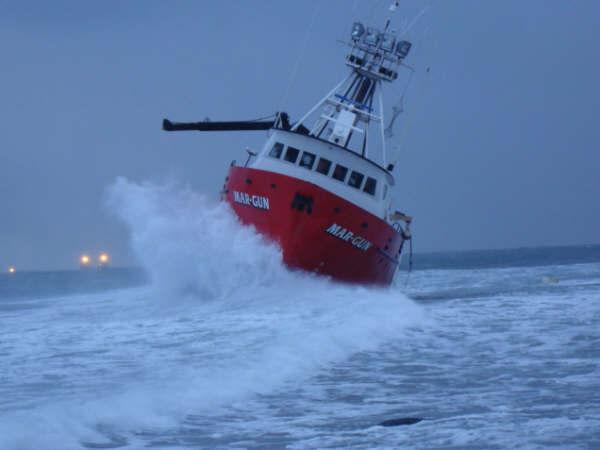 рыболовное судно аляска